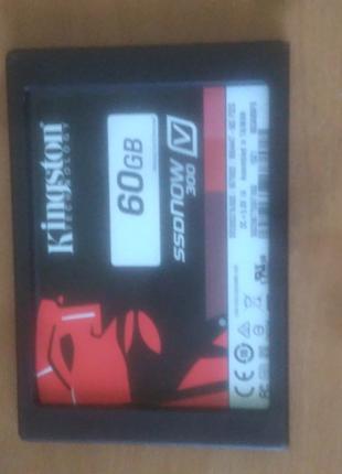 "SSD накопитель KINGSTON V300 60GB 2.5"" SATAIII"