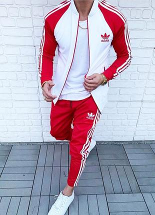 Спортивный костюм Adidas (высокое качество ткани)