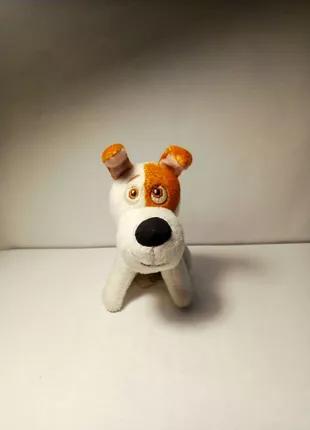 """Игрушка из мультфильма """"Тайная жизнь домашних животных 1"""" Макс"""
