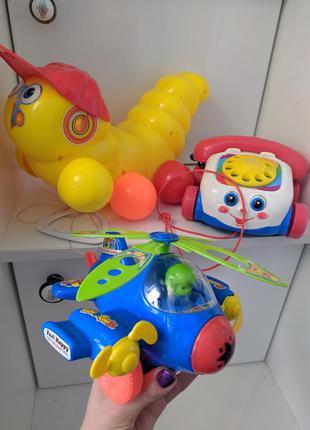 Игрушка каталка каталочка для малышей