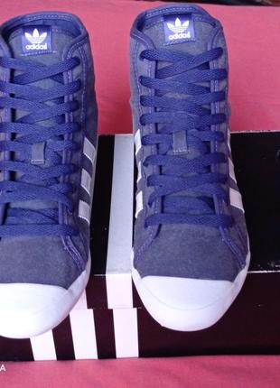 Кеды- кроссовочки Adidas Sleek Series р 39,5