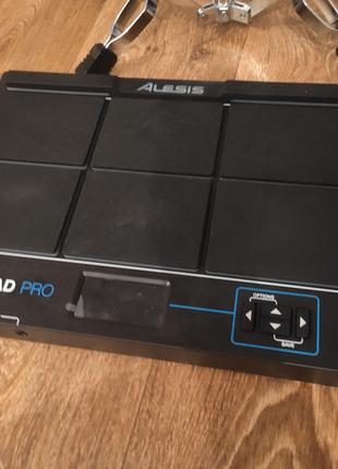 Електронна перкусія Alesis SamplePad Pro