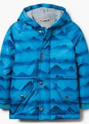 Куртка деми для мальчика 5-7 лет gymboree.