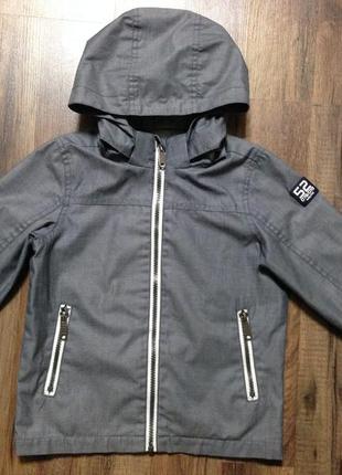 Куртка-ветровка palomino с капюшоном,р.104-110,германия