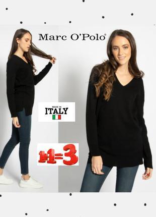 ♥1+1=3♥ marc o polo удлиненный шерстяной свитер