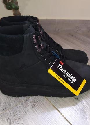 Мужские ботинки boxfresh original 41 розмір 26,5 см стелька