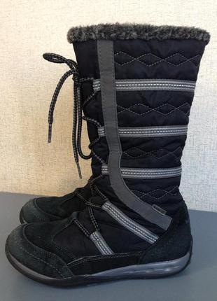 Термосапоги,ботинки superfit gore-tex,р.35
