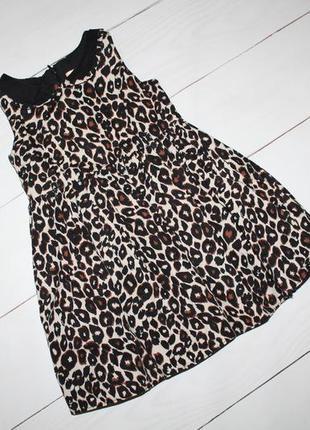 Платье лео 3-5 лет