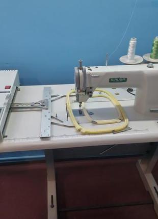 Вышивальная машинка Delta