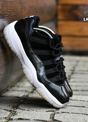 Шикарные мужские кроссовки nike air jordan 11