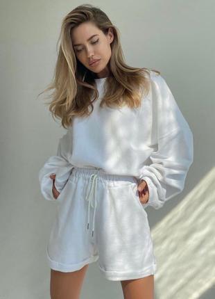 Женский костюм OVERSIZE