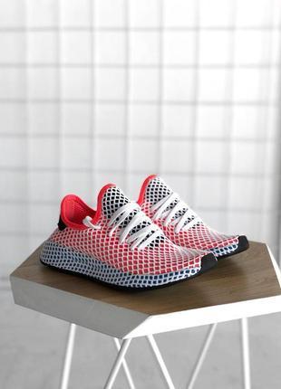 Стильные женские кроссовки adidas deerupt