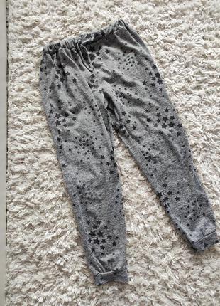 Спортивные штаны со звездами на 12-13 лет от new look