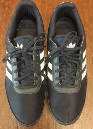 Кожаные кроссовки adidas porsche design 43-44р.( 29 см).