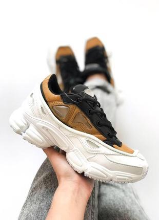 Новинка! отличные женские кроссовки adidas raf simons