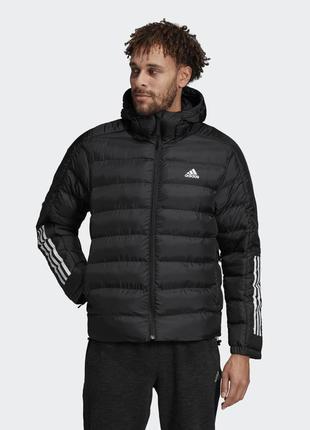 Мужская оригинальная куртка adidas itavic 3-stripes dz1388
