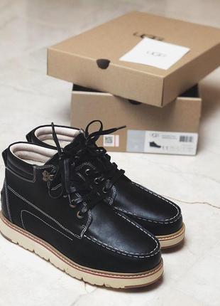Новинка! мужские зимние угги/ ботинки ugg david beckham boots ...