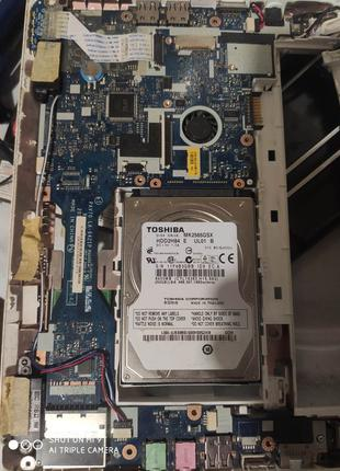 Acer one happy ,разбор битая матрица.