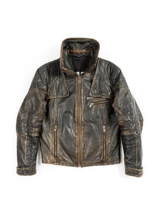 Autark мужская кожаная куртка jmh051106