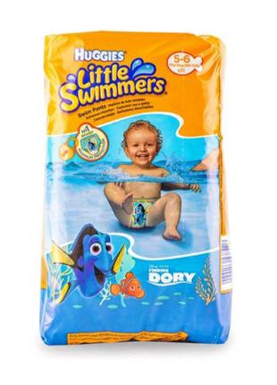 Підгузки-трусики для плавання Huggies Little Swimmers Розмір 5-6