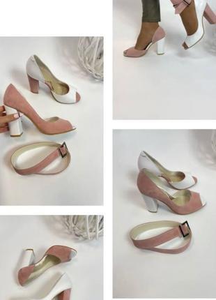 Босоножки туфли женские 🎨 любой цвет