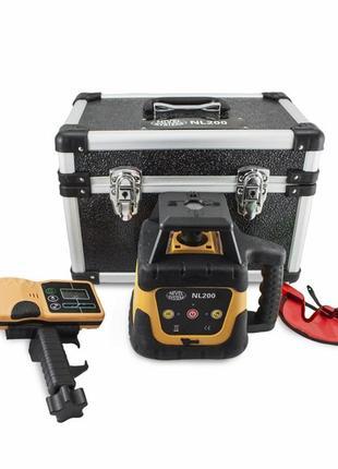 Ротационный лазерный нивелир NL200  Nivel System