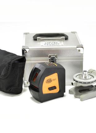 Лазерный нивелир GL1 Nivel System