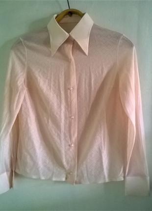 Нейлоновая блузка