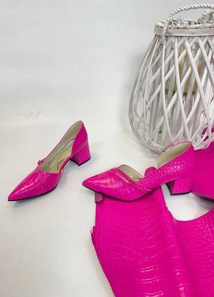 Туфли женские 🎨 любой цвет