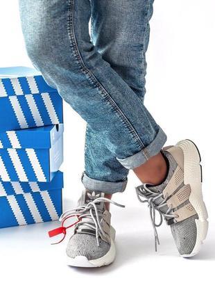 Шикарные женские кроссовки adidas prophere grey  😍 (весна/ лет...