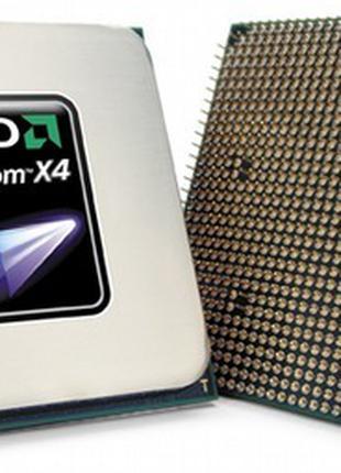Четырехядерный AMD Phenom x4 840 3,2 ГГц, сокет AM3