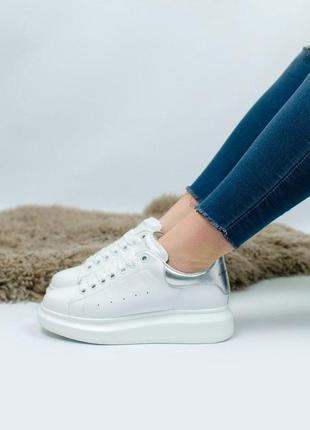 Шикарные женские кроссовки alexander mcqueen 😍 (весна/ лето/ о...