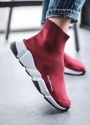 Хит 2018-2019 года! шикарные женские хайповые кроссовки-носки ...