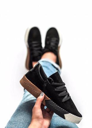 Шикарные женские кроссовки adidas by alexander wang 😍 (весна/ ...