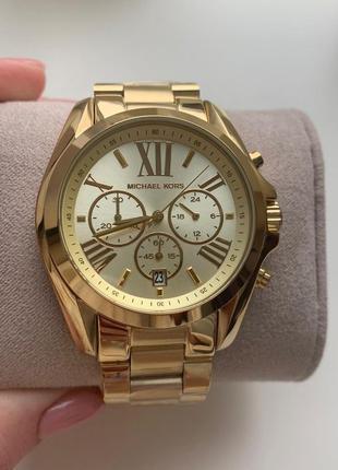 Женские часы Michael Kors MK5605 'Bradshaw'