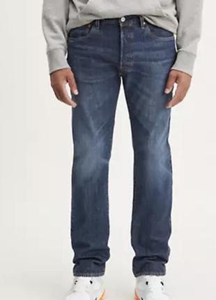 Джинси чоловічі 501 original  джинсы мужские левис оригінал