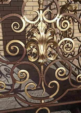 Решетки на окна, ворота, двери, навесы, козырьки, пандусы