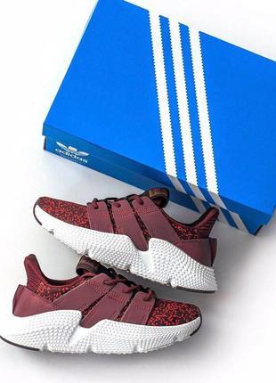 Шикарные женские кроссовки adidas prophere red 😍 (весна/ лето/...