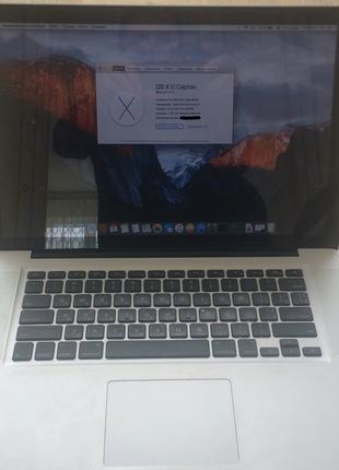 Macbook Pro 15'' 2013