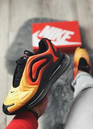 Шикарные мужские кроссовки nike air max 720 sunrise  😍 (весна/...