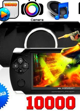 """Игровая приставка консоль PSP 4.3"""" MP5, игры установлены! Русский"""