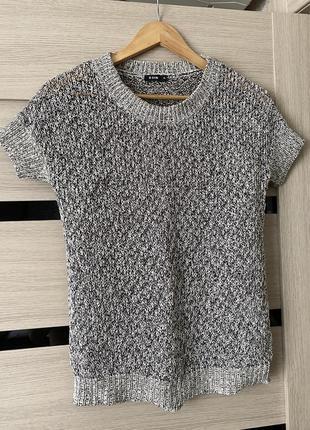 Жилет жилетка свитер вязаная ostin