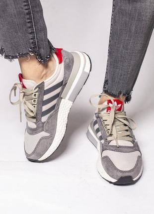 Шикарные женские кроссовки adidas zx 500 rm 😍 (весна/ лето/ ос...