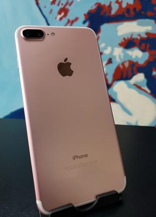 IPhone 7 plus 128Gb Rose+ Гарантія