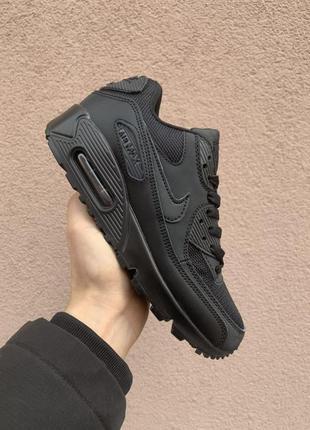 Кросівки nike air max 90 black