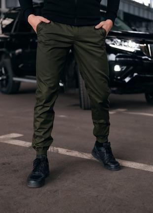 Штаны карго мужские