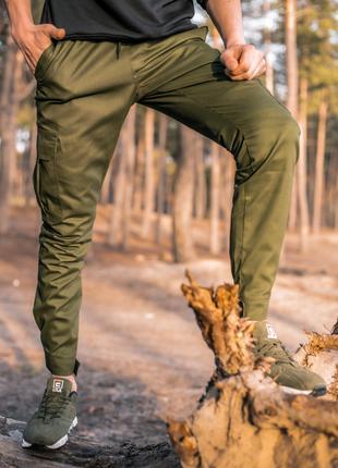 Котоновые штаны мужские