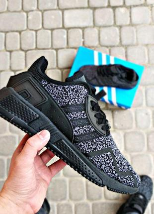 Шикарные мужские кроссовки adidas eqt cushion adv black 😍 (вес...