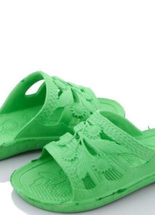 Сабо Crocs- SD 011 Зеленый .36-41р.