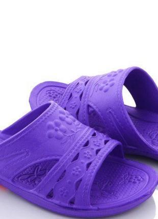 Сабо Crocs- SD 011 Фиолетовый.36-41р.